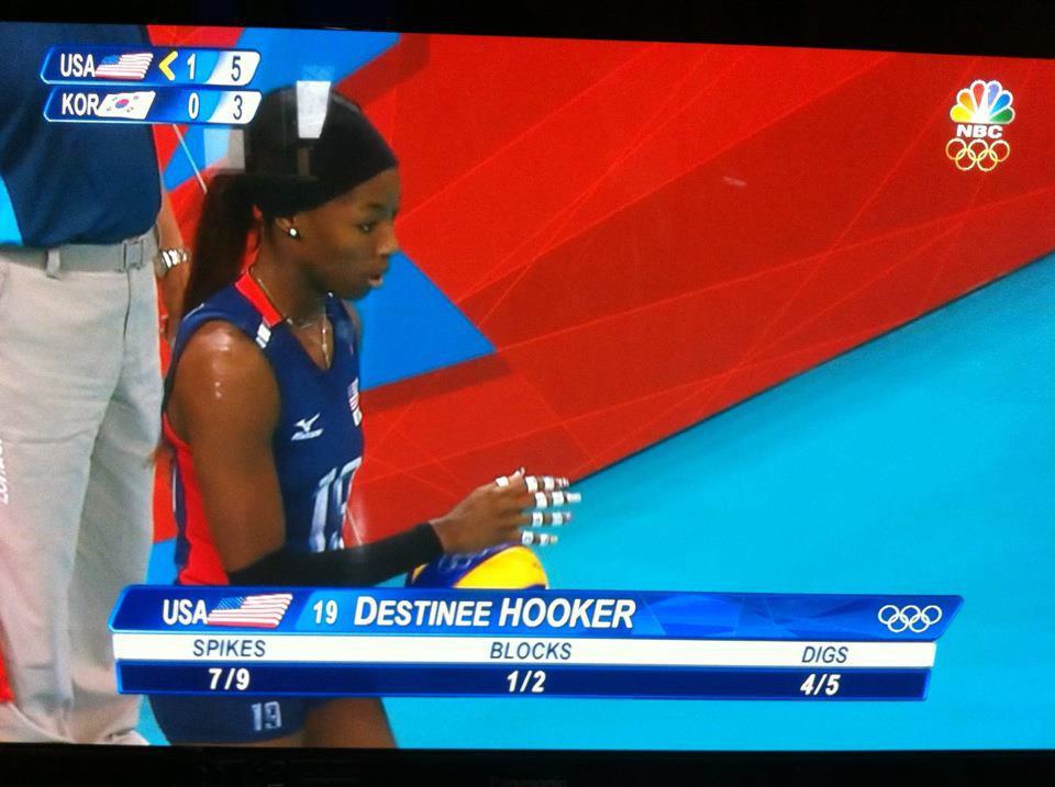 Yep, That's Her Name…