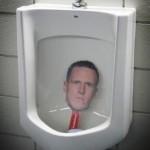 Dion Phaneuf Urinal
