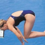 Diving Board Faceplant