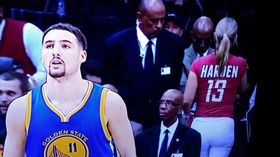 Warriors Security Be Like…
