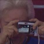 Grandma olympics picture camera fail