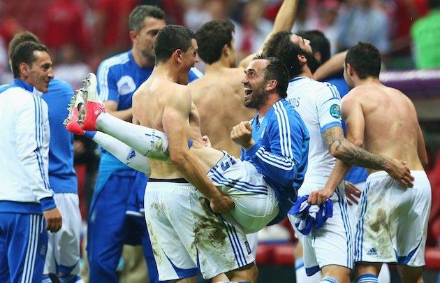 Nice Celebration Greece!