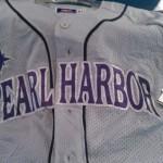 Japanese Baseball Jersey Pearl Harbor