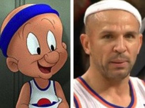 Cartoon Characters That Look Like Nba Players Officials Realgm
