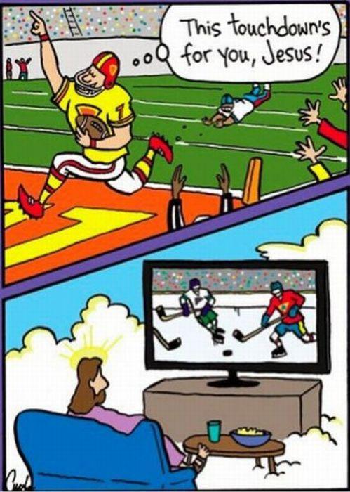 Jesus Loves Hockey