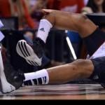 Kevin Ware Louisville Cardinals Broken leg gruesome injury
