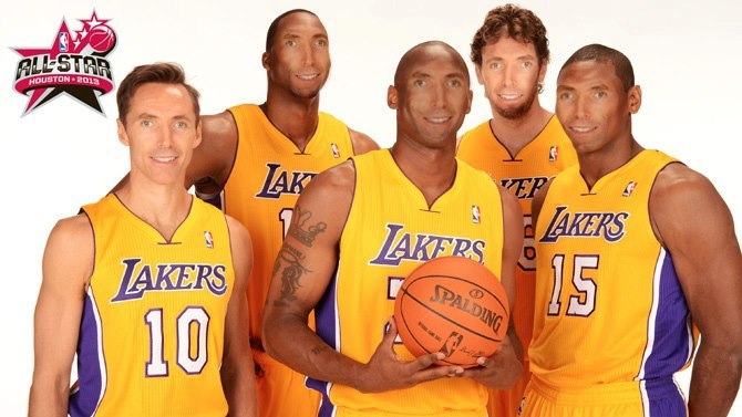 Lakers… WTF?