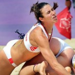 London Olympic Beach Volleyball