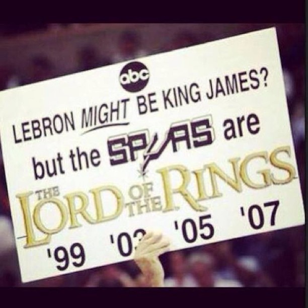 The Real King!