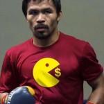 Manny Pacquiao pacman money tshirt