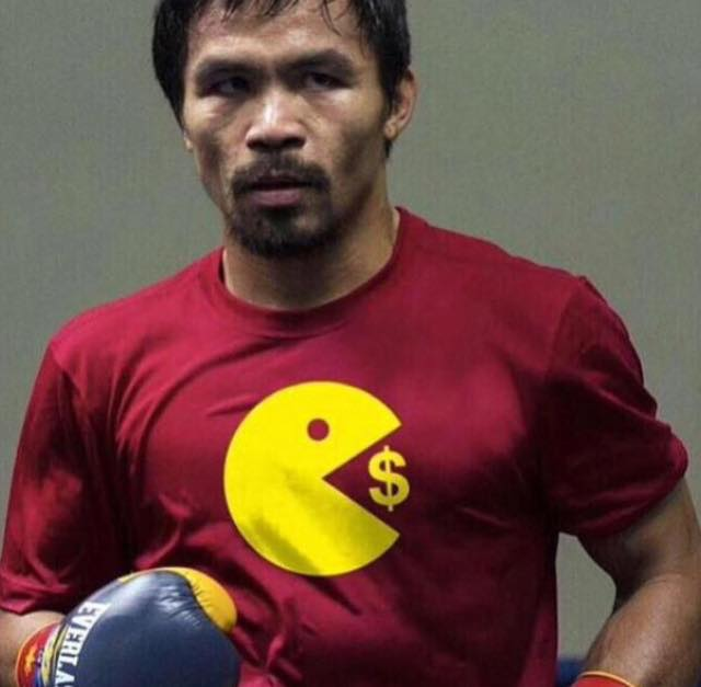 Manny Pacquiao Is Ready…