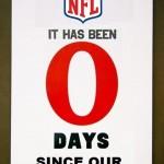 NFL Headquarters New Sign