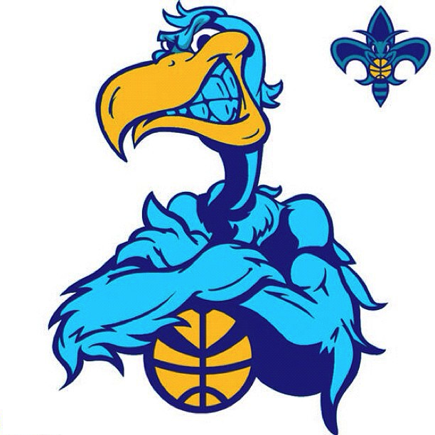 New Orleans Pelicans… WTF?