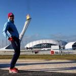 Norwegian Speed Skater Takes Best Olympic Photo So Far