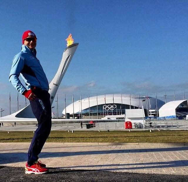 Best Olympic Photo So Far