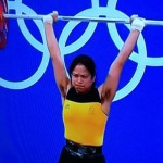Olympic Weightlifter Seen Lees Hairy Armpits