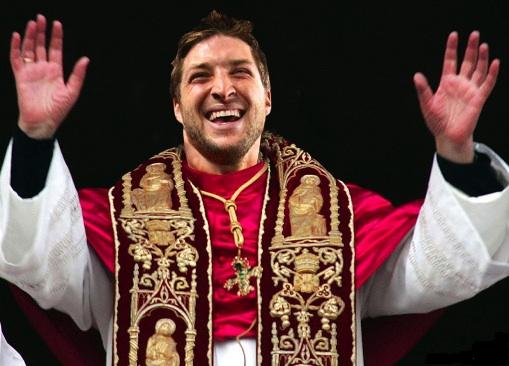 Pope Tebow XVII