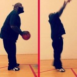 Rick Ross jump shot