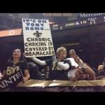 Saints fans trolls tony romo