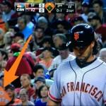 San Francisco Giants Fan Sign Fail