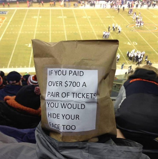 Poor Bears Fans…