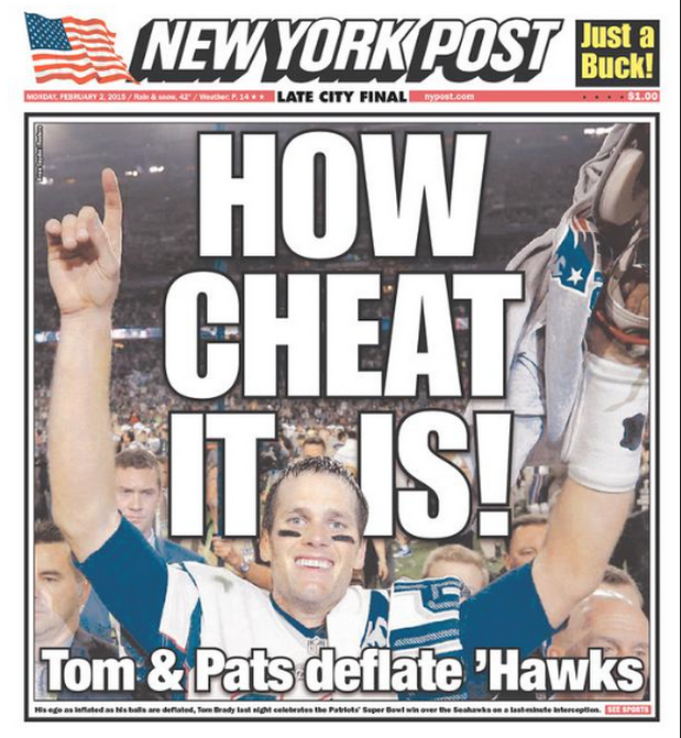 Stay Classy New York Post!