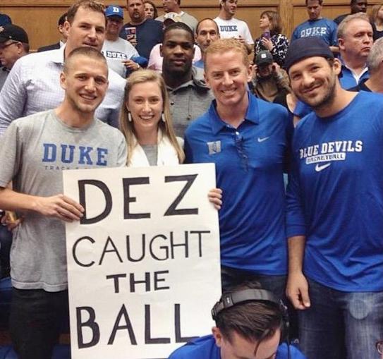 Really Duke Fans?