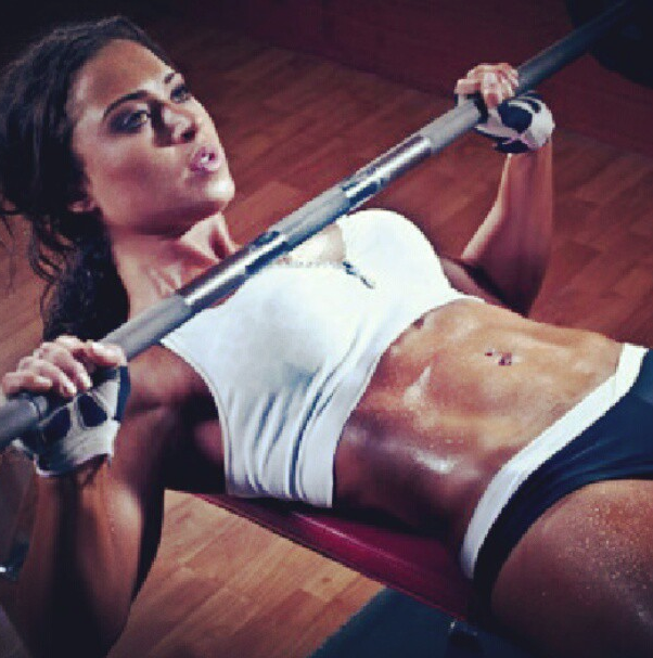 The Perfect Bench Press…