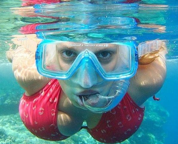 Snorkel…