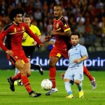 Soccer Photo Is An Incredible Optical Illusion