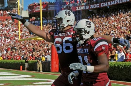 South-Carolina-football