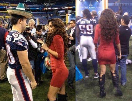 Super Bowl Reporting