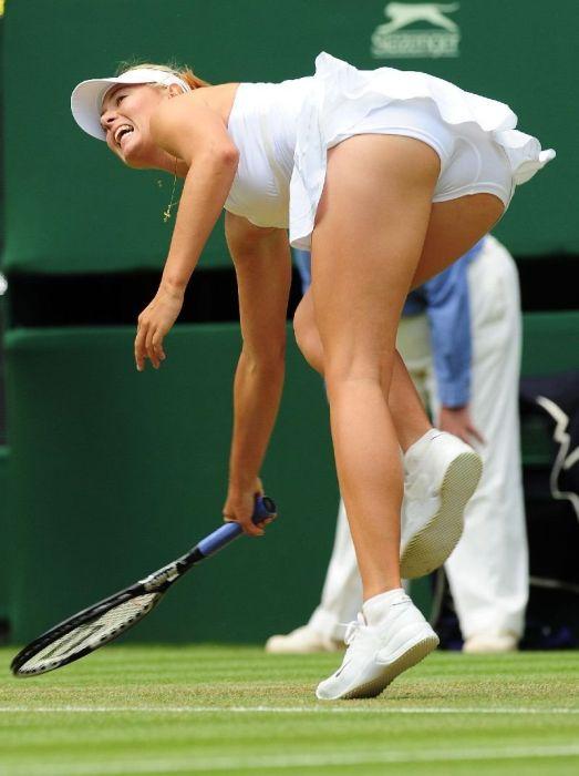 Tennis Grunt…