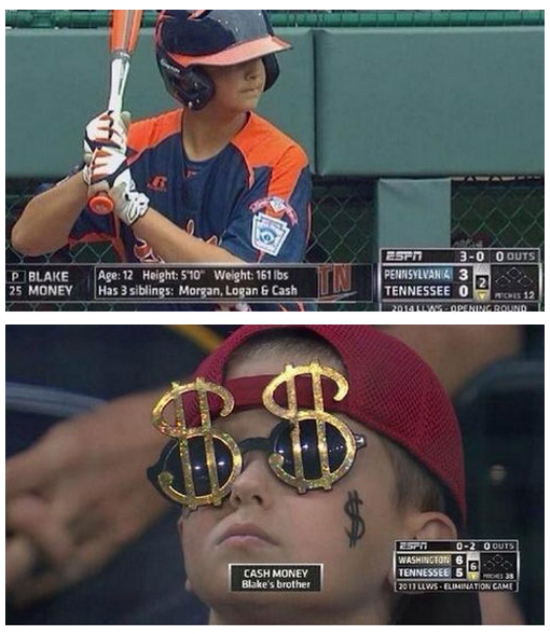 The Money Family