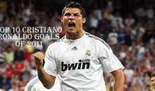 Top 10 Best Cristiano Ronaldo Goals of 2011