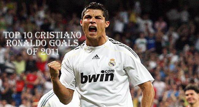 Top10BestCristianoRonaldoGoalsof2011