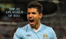 Top 10 Best EPL Goals of 2011 (Videos)
