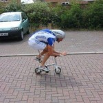Tour De Mini Bike