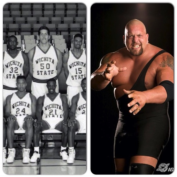 The Big Show Was a Bballer