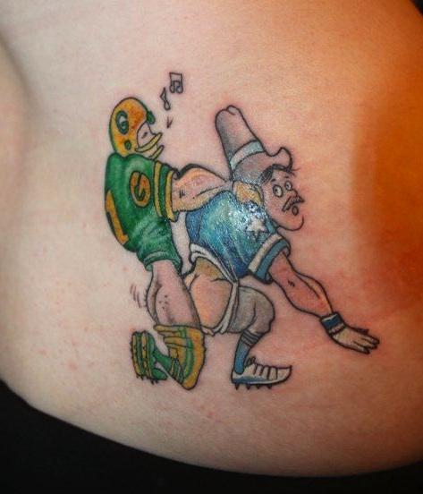 Worst Tattoo Ever!