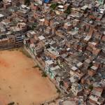 a soccer field in brazil
