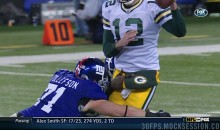 Picture Of The Day: Giants Get Their Hands On The Wrong Ball