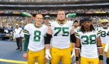 Aaron Rodgers Is A Master Photobomber (Pics)