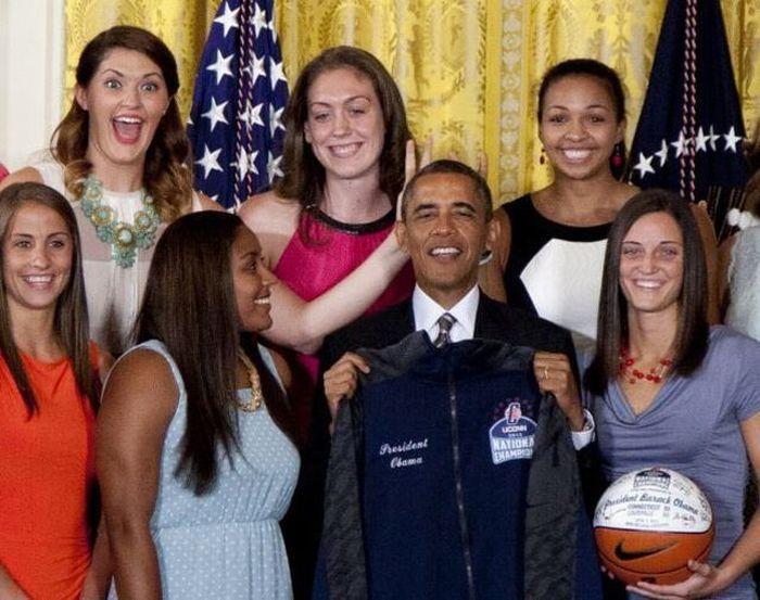 Barack Obama OWNED!