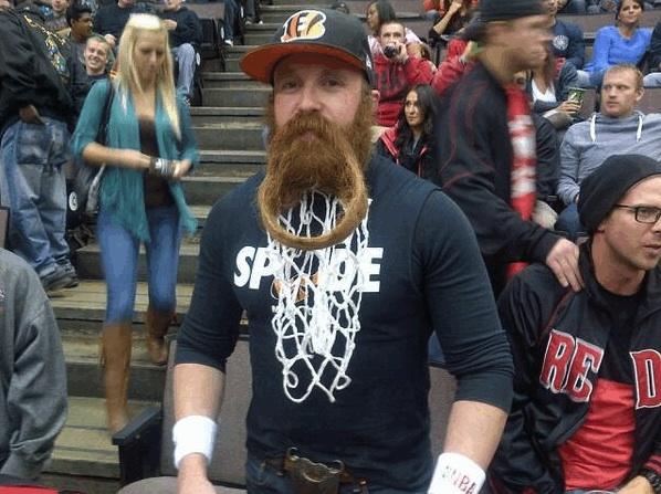 The Greatest Beard Ever?