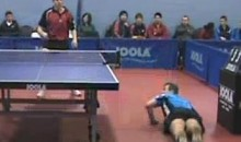 The Best Table Tennis Shots Of 2011 (Video)