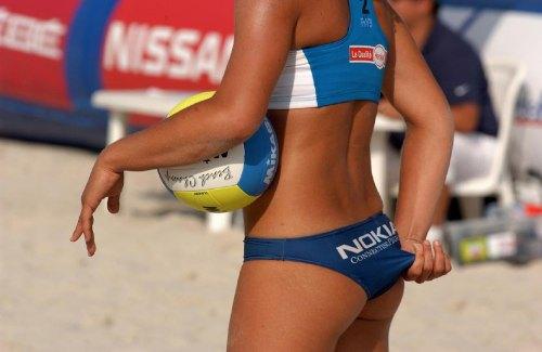 Beach Volleyball…