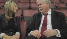 Brian Burke Was Going To Rent A Barn To Fight Kevin Lowe (Video)
