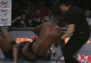 Bare Butt To The Face Is One Nasty MMA Move (GIF)