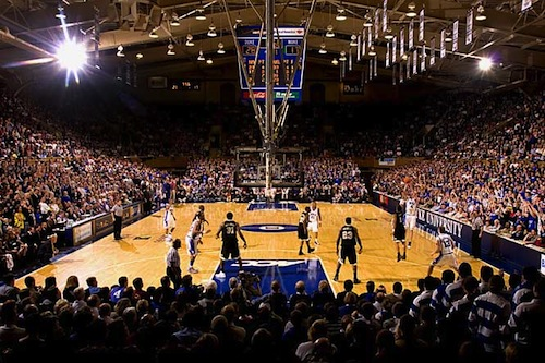 cameron indoor stadium duke